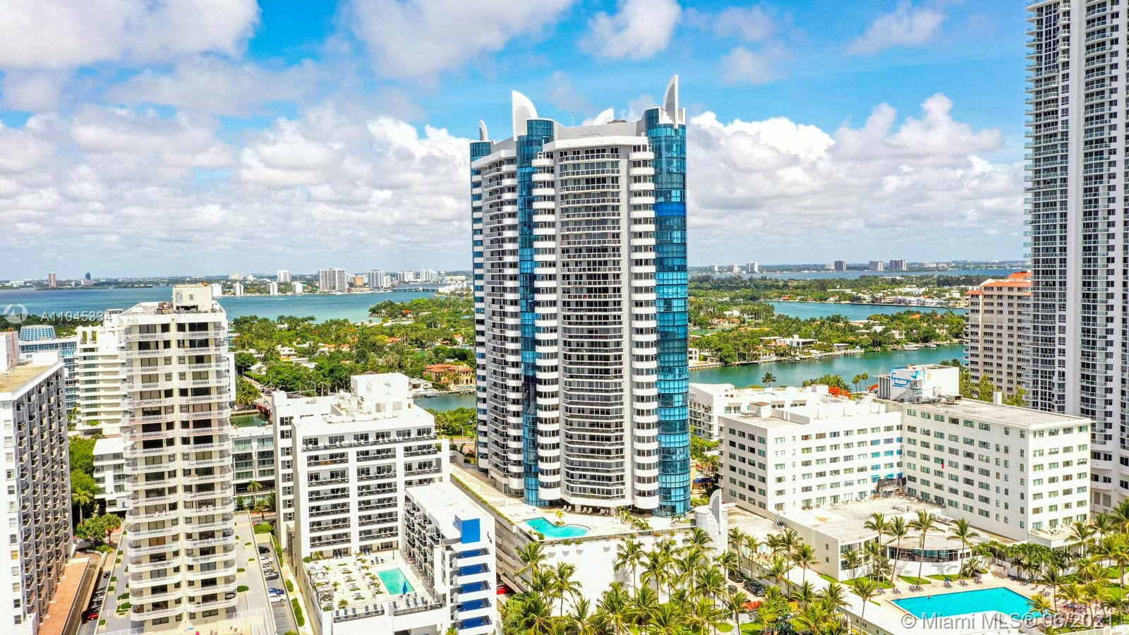 JUST REDUCED FOR QUICK SALE! Spectacular condo with direct ocean view at La Gorce Palace in Miami Be