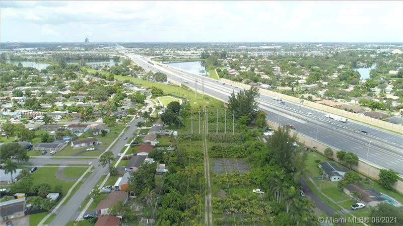 The property currently resides in unincorporated Broward County's jurisdiction which is a benefit fo
