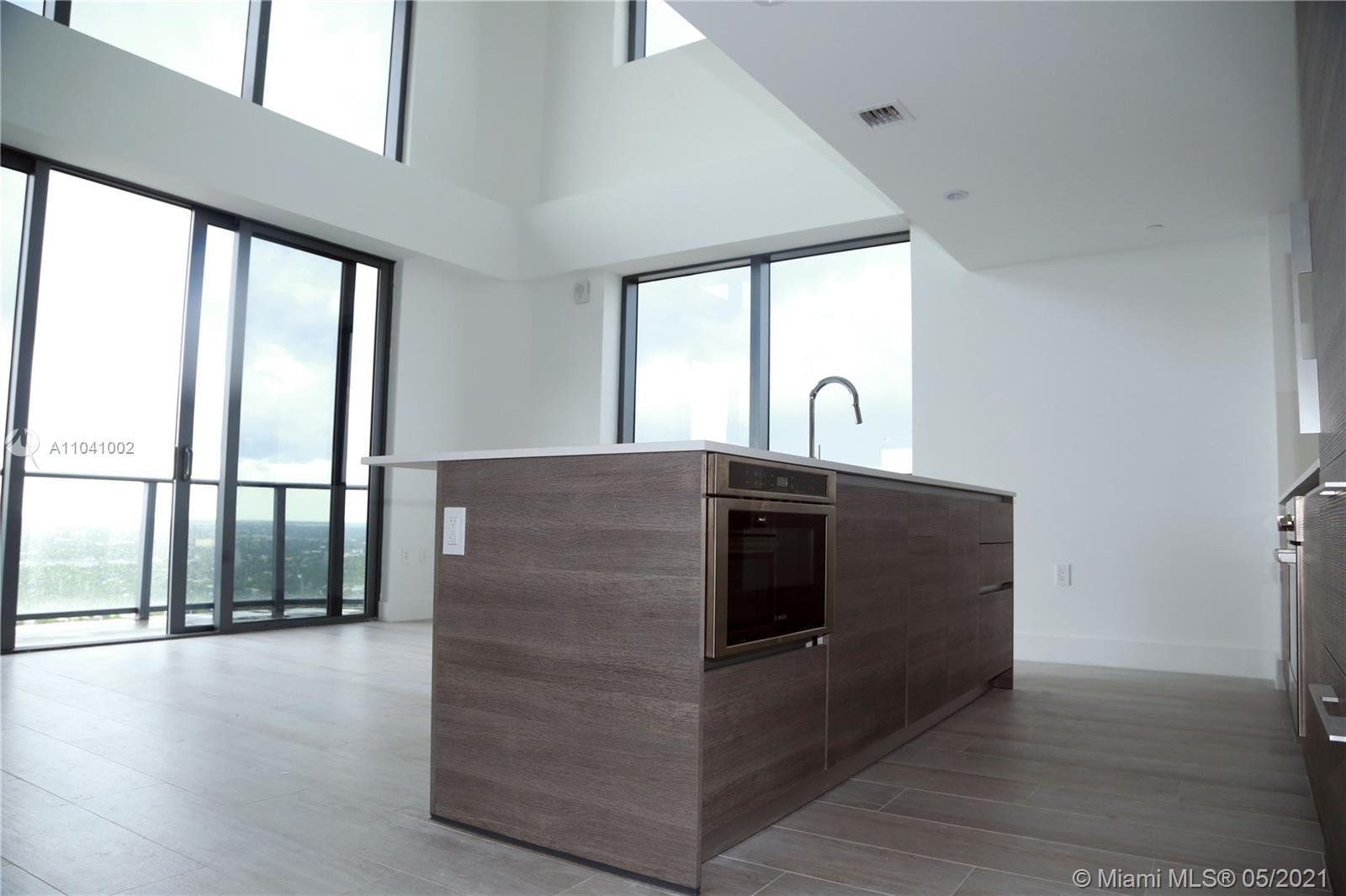 Tri-Level Penthouse at Hyde Midtown. 1 open bedroom and 1 closed bedroom downstairs. Master Bedroom