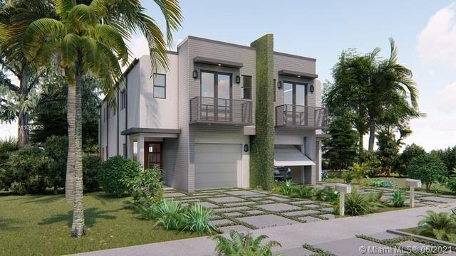 Under construction, completion date FALL 2021. Beautiful new build. Two story townhome with swimming