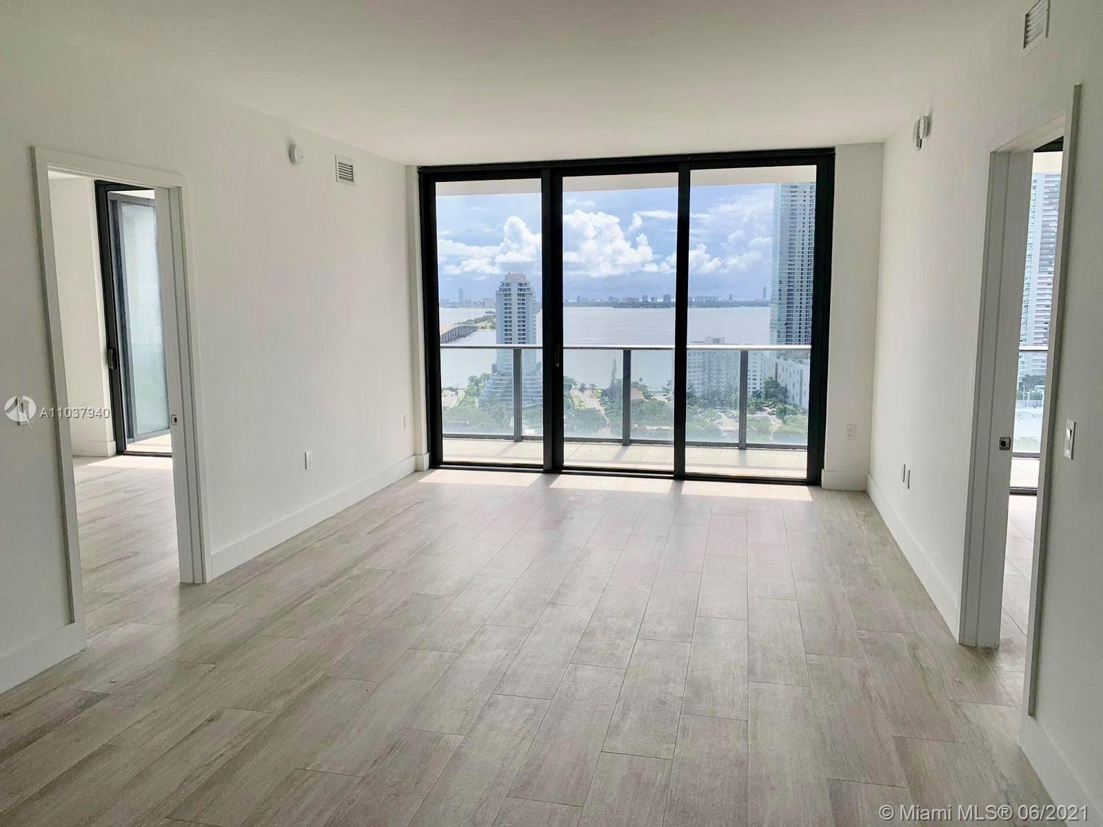 Tenant occupied until July 7th. This 2/2 plus DEN unit is absolutely gorgeous. Owners paid for an up