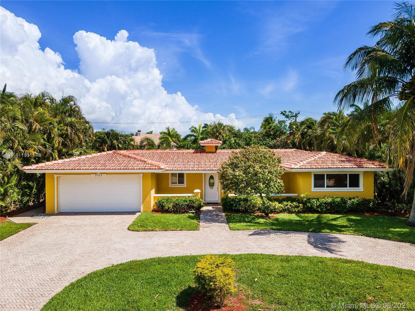 Beautifully updated and spacious 3 Bedroom 2 Full Bath residence within the gated community of Bel A