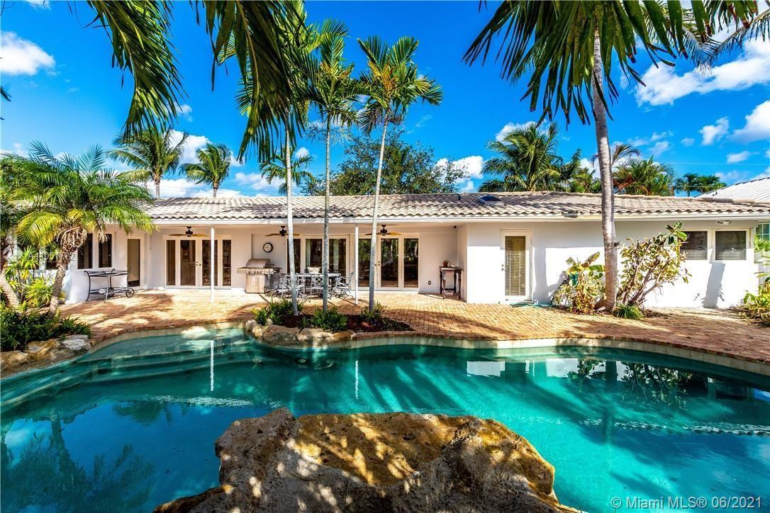 Bring your Boat!! To South Florida Prime Location . This spectacular direct waterfront home is situa