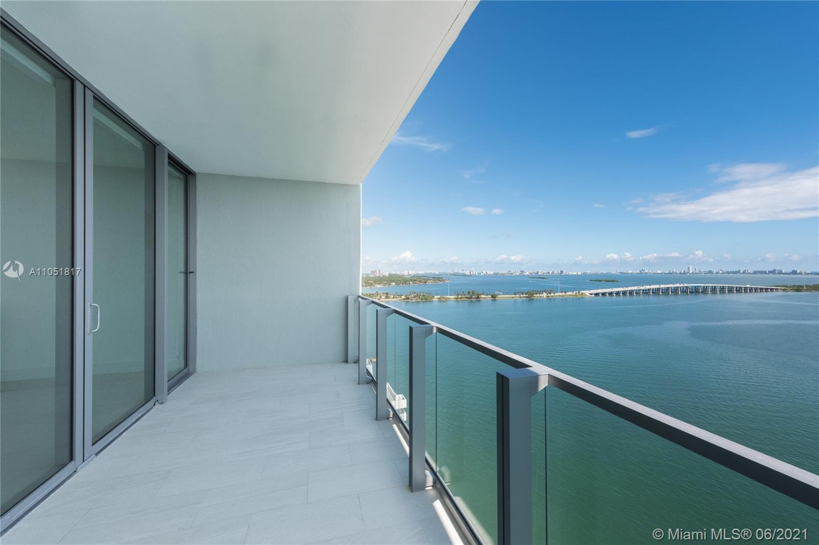 Welcome to this spacious 2 bedroom and 2.5 Bathroom with the most spectacular open water views at th