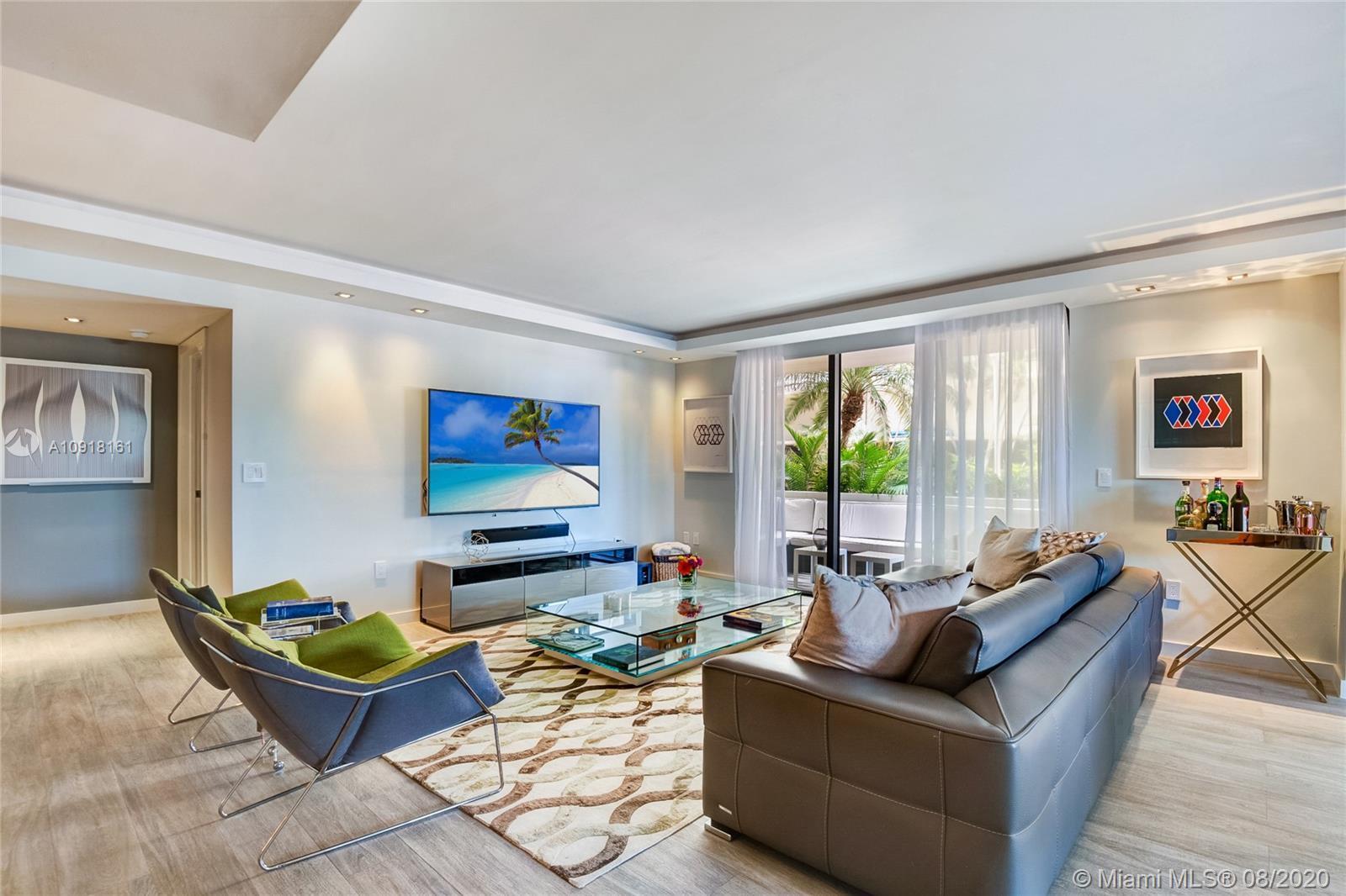 "Beautiful corner unit at the prestigious ""direct ocean front"" Balmoral Condominium in Bal Harbour. T"