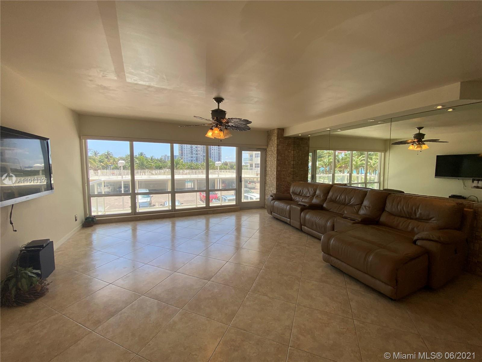 Own your own slice of paradise with this spacious 3 bedroom, 2/1 bath condo on the most desirable se