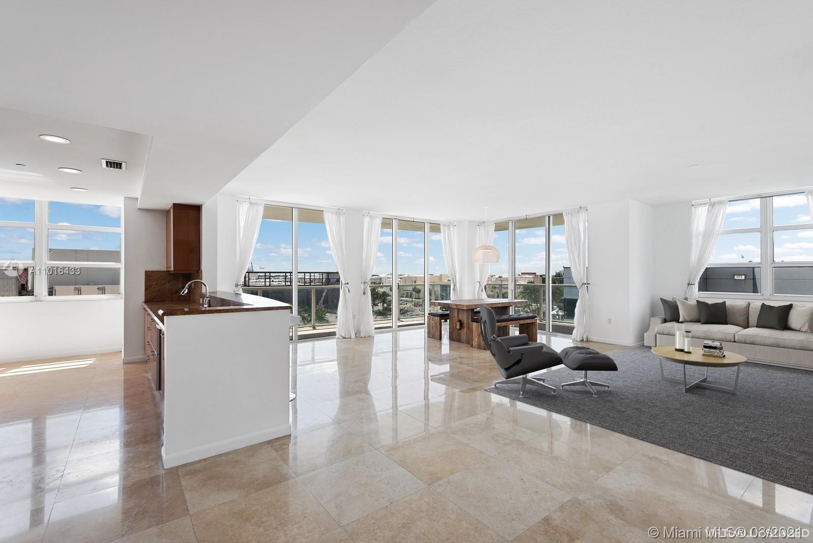 Luxury Yachting Community Lifestyle! Radiant & spacious masterfully designed corner floor-plan with