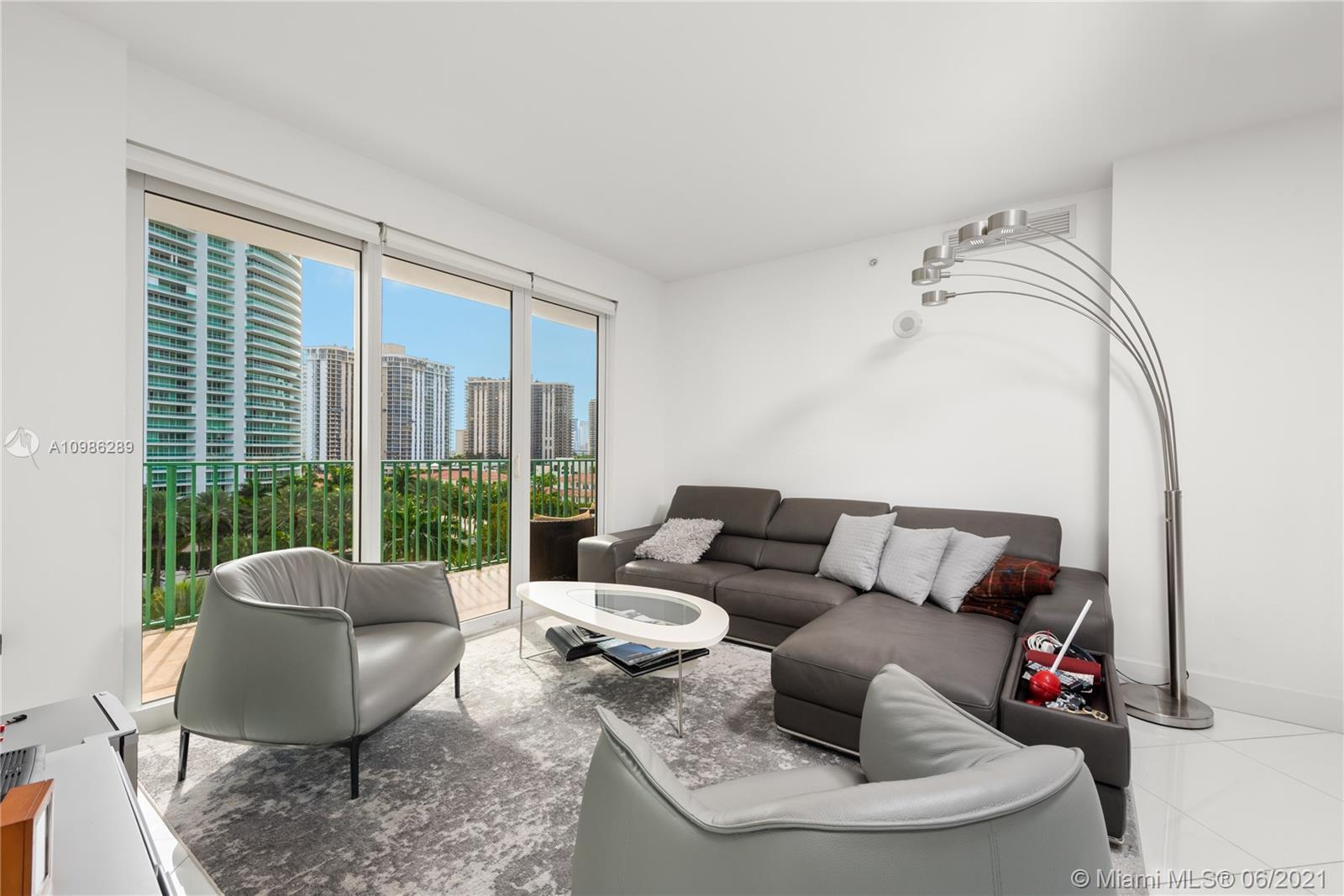 Enjoy luxury living at its finest in this beautiful unit at Turnberry Village, located within the wo