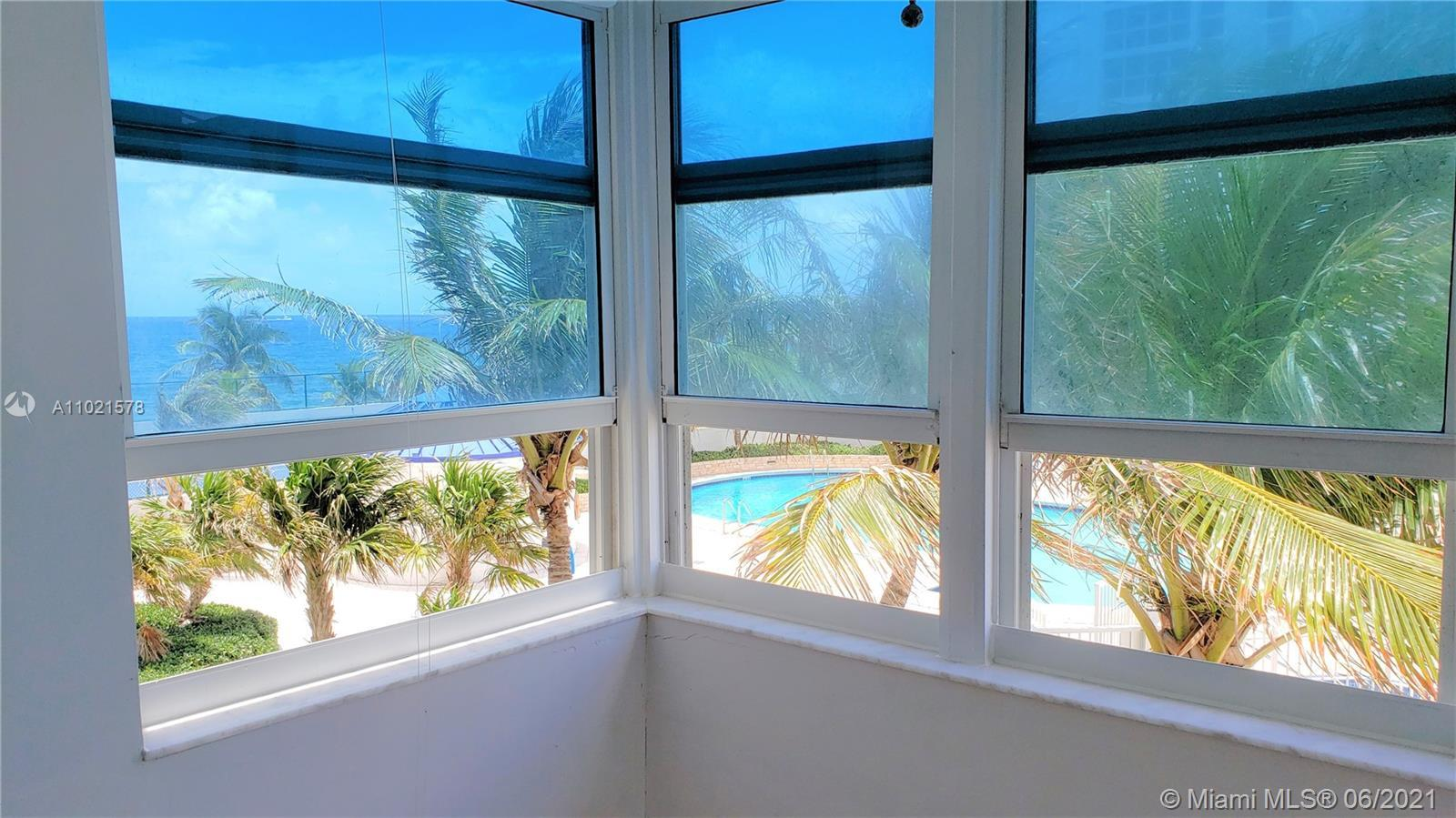 GREAT LOCATION AND AMAZING OCEAN VIEWS  , OPPORTUNITY KNOCKS AGAIN. THE BUILDING OFFER MANY AMMENITI