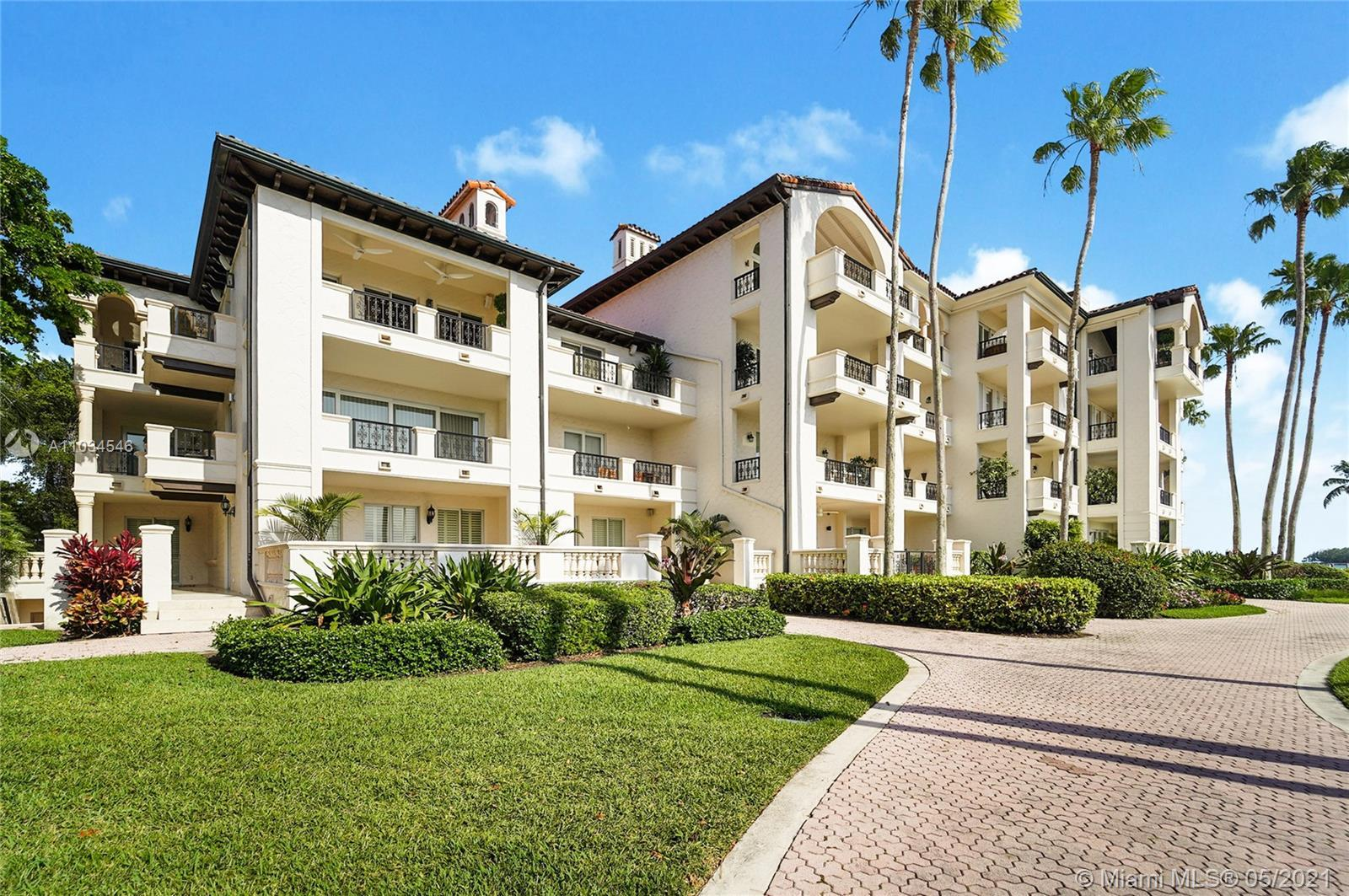 Enjoy living in the most luxurious, Exclusive and Safe condominiums in Miami. Fisher Island has an e