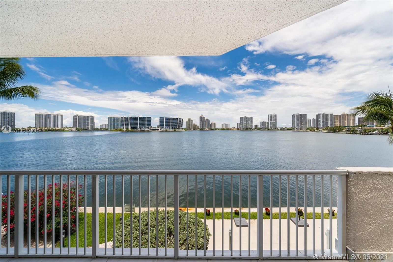 *Best Price ** For this waterfront unit with a wide panoramic open views of the Intracoastal  Privat