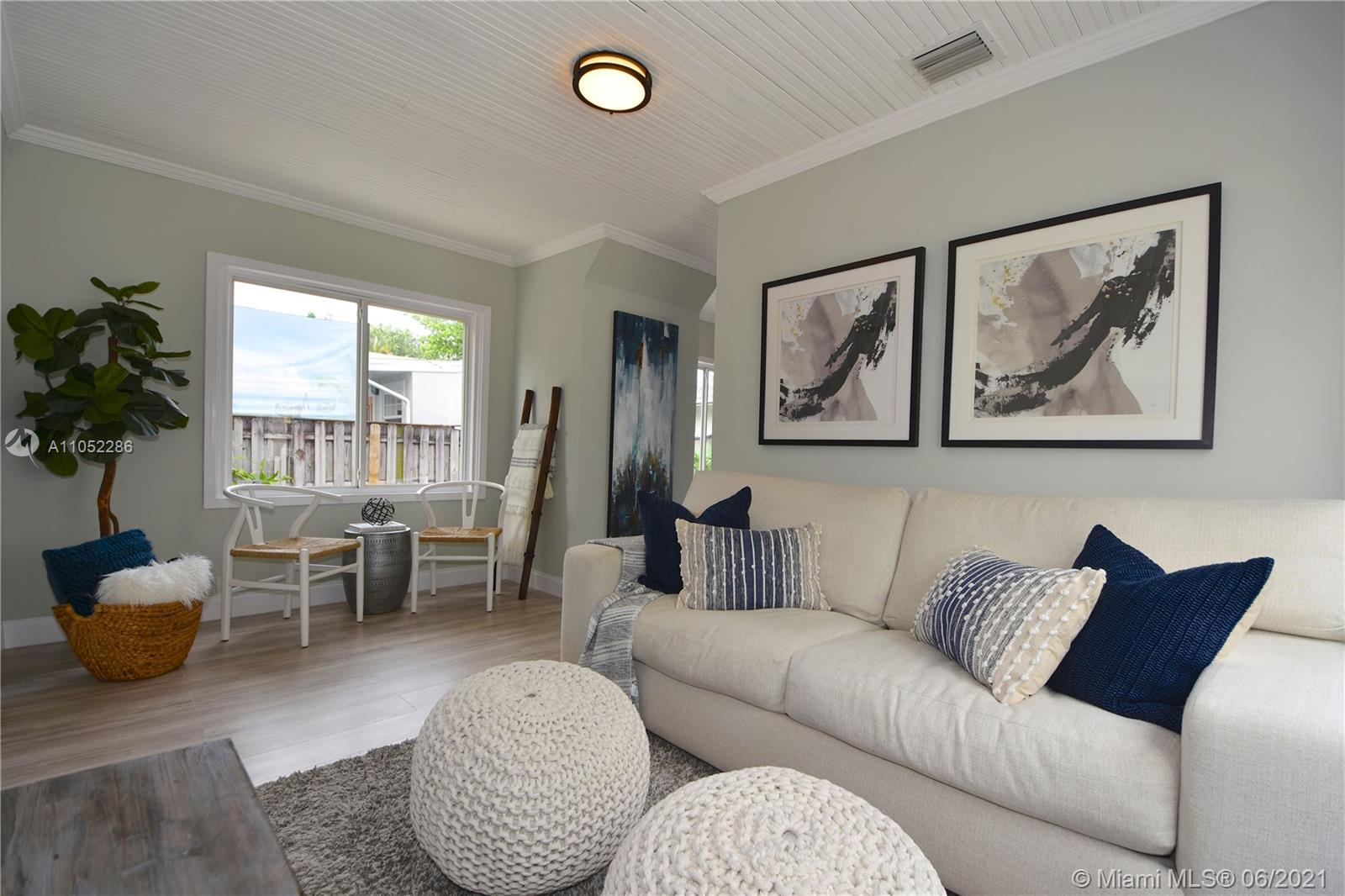 Welcome to The Hideaway. This charming 2 bed, 1 bath 608 sq ft bungalow style home nestled within Sa