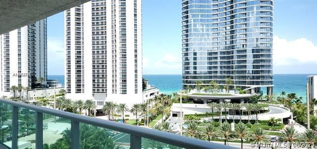 Ocean, beach and city views from this completely renovated condo at Arlen House 100. Enjoy sunrise f