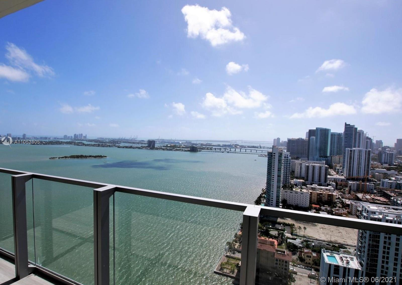 Enjoy this luxurious lifestyle you deserve in one of Miami's best buildings Biscayne Beach Residence
