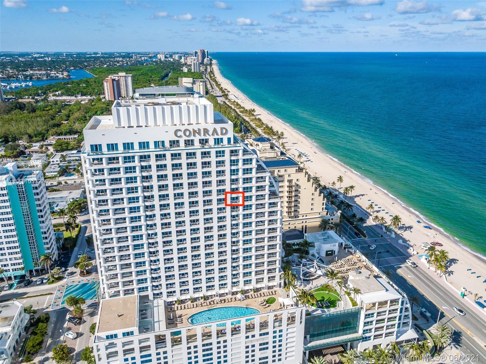 This spacious Junior Suite comes turn-key with ocean and intracoastal views. Enjoy full service and