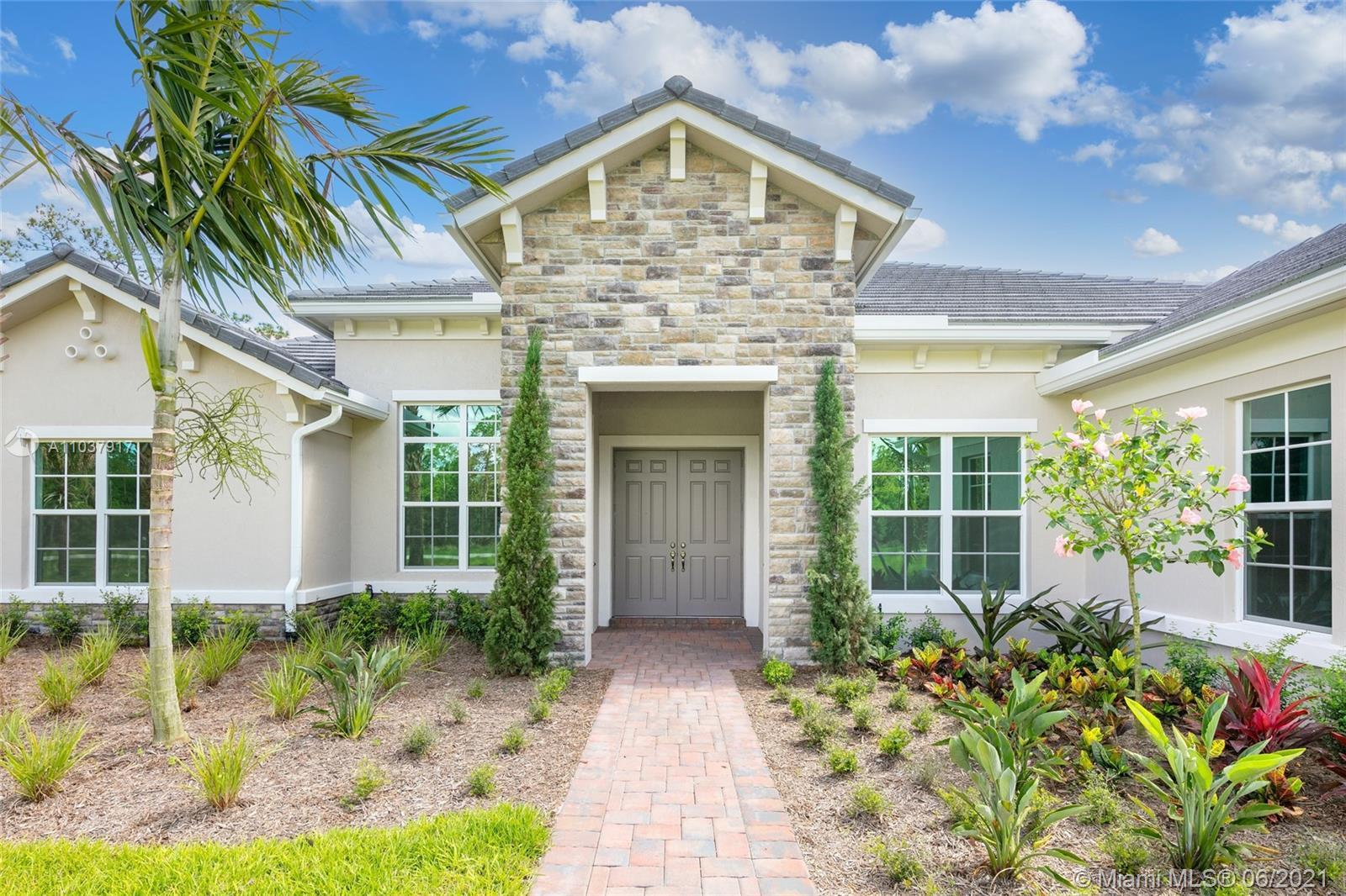 Brand new construction in the exclusive Reynold's Ranch gated community. This premium lot sits on a