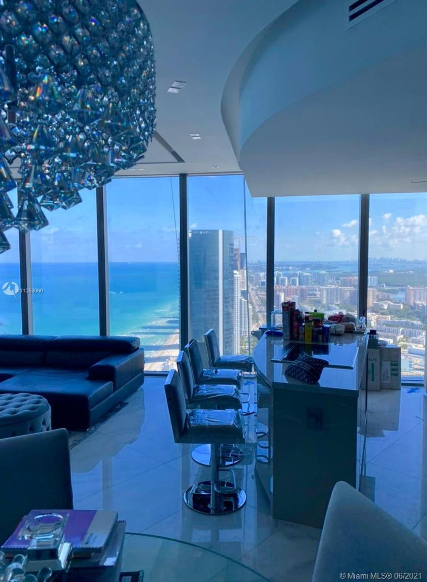 Brand-new, Furnished, Turn-key Oceanfront unit with a priceless view and gorgeous interior with 2 Be