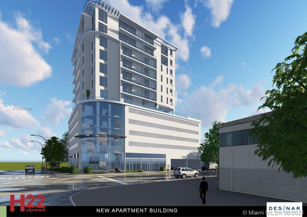 Developers Dream: Zoned FH-2 (High Rise Mix USE) Site Plan and P.C.A approvals with complete prelimi