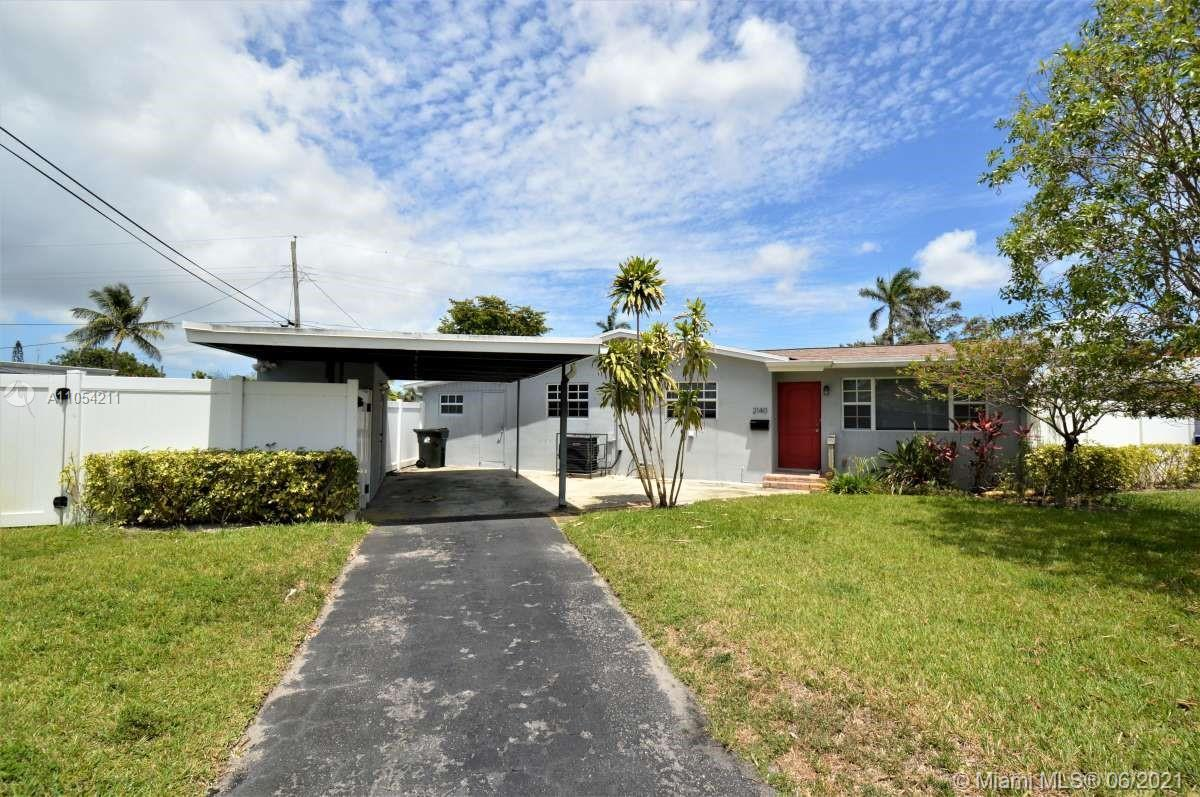 Updated 3 Bed 1 Bath Pool Home••INTERIOR FEATURES: Terrazzo/Concrete Floors Throughout•Stainless Ste