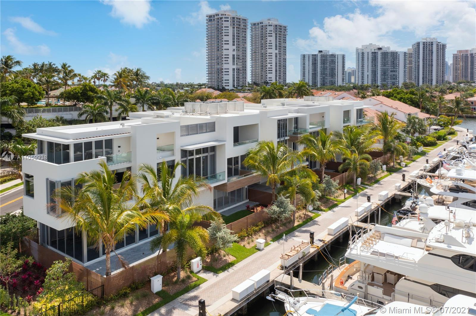 Newly completed modern waterfront marvel. These new luxury townhouse residences boasts over 3,585 SF