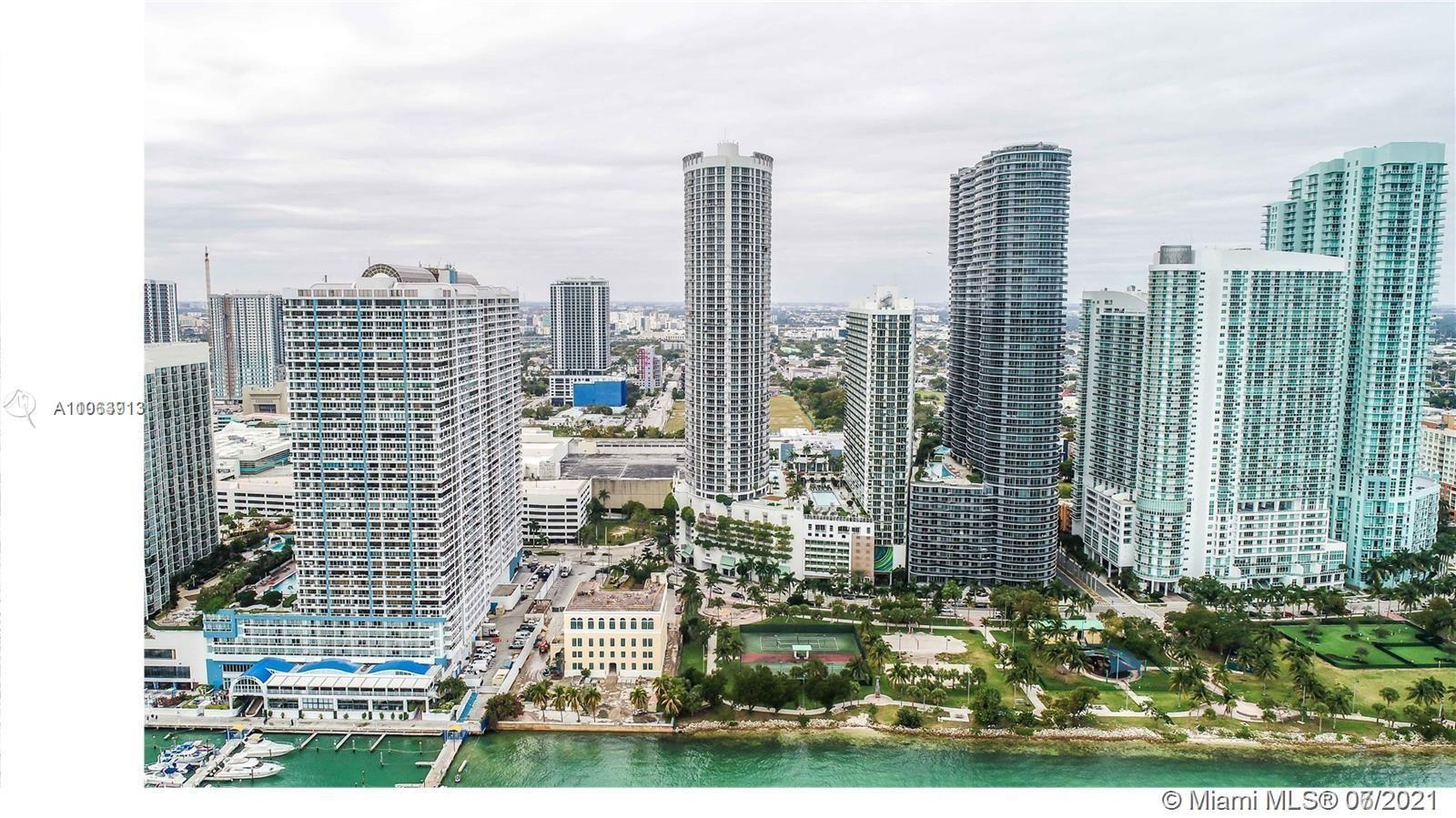 2 Bed/2 Bath unit with marble flooring, located on the 31st floor at the Iconic Opera Tower. This a