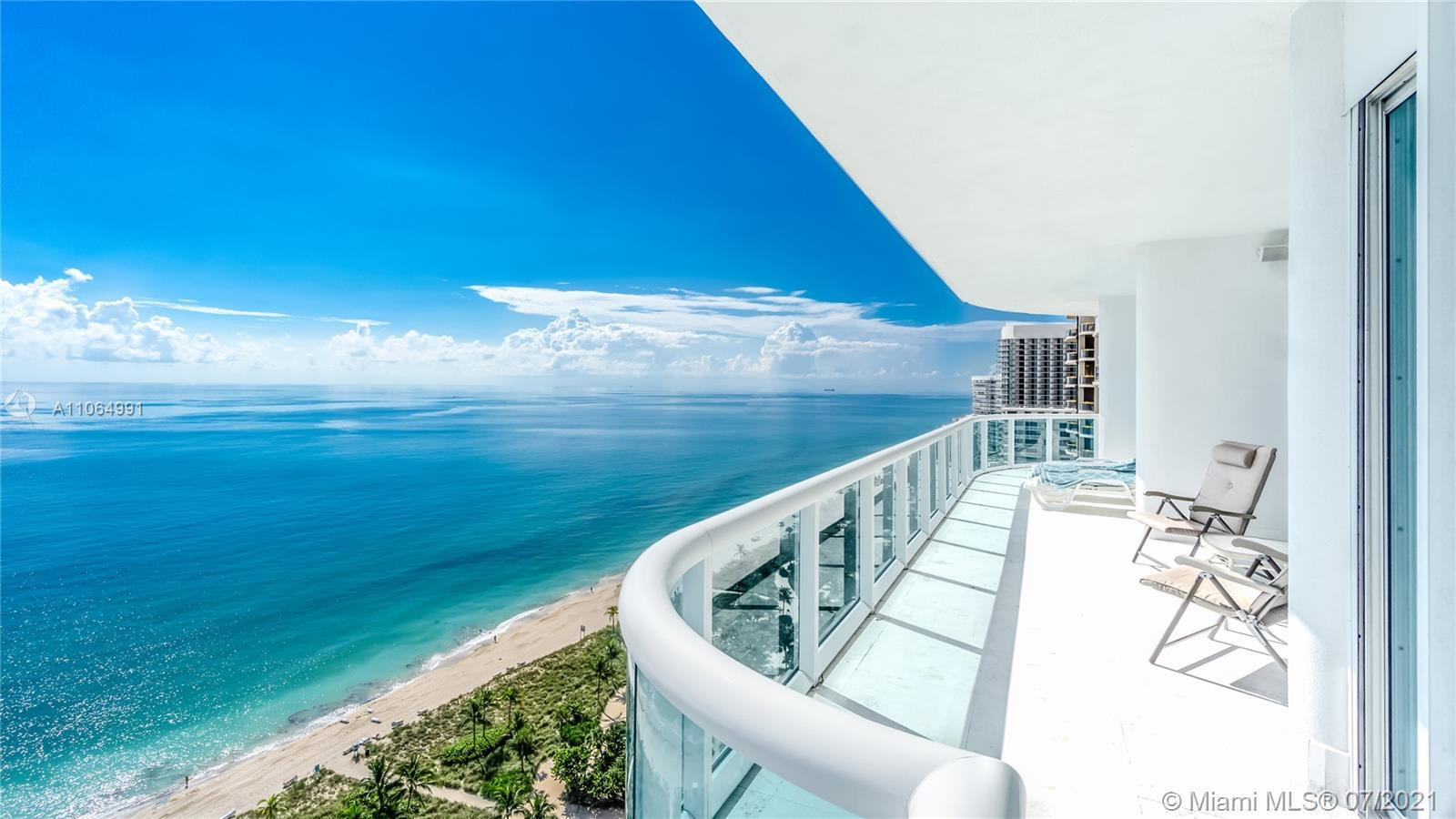 Incredible opportunity to own one of the best penthouses in Bal Harbour. Located in the exclusive Ba