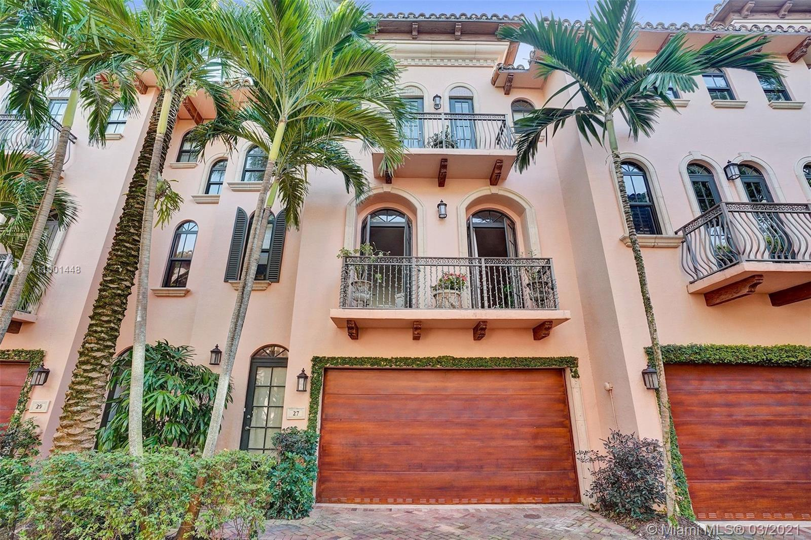 YOU HAVE TO SEE THIS HOUSE IN PERSON!! Stunning and exquisite newer construction Mediterranean townh