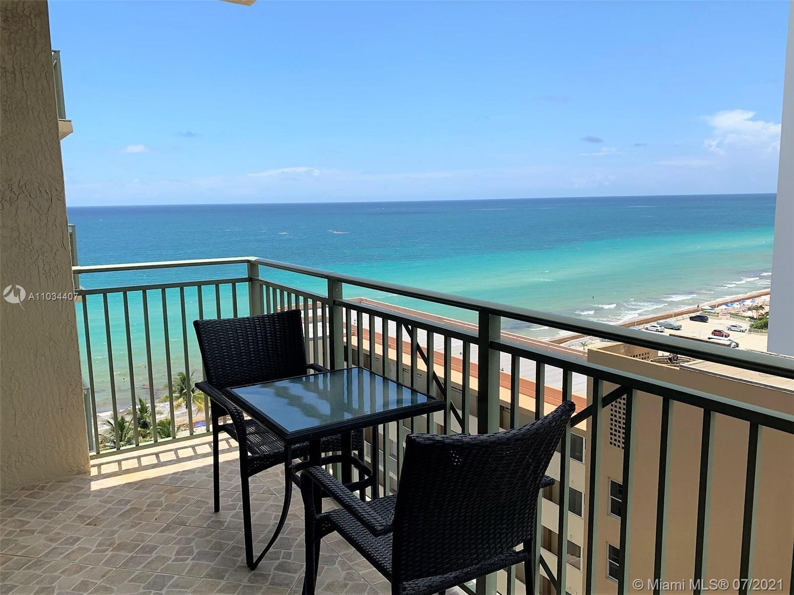 Don't let this unit get away also! Spacious 2 bedroom beach condo at 2080 Ocean Drive! 12th floor wi