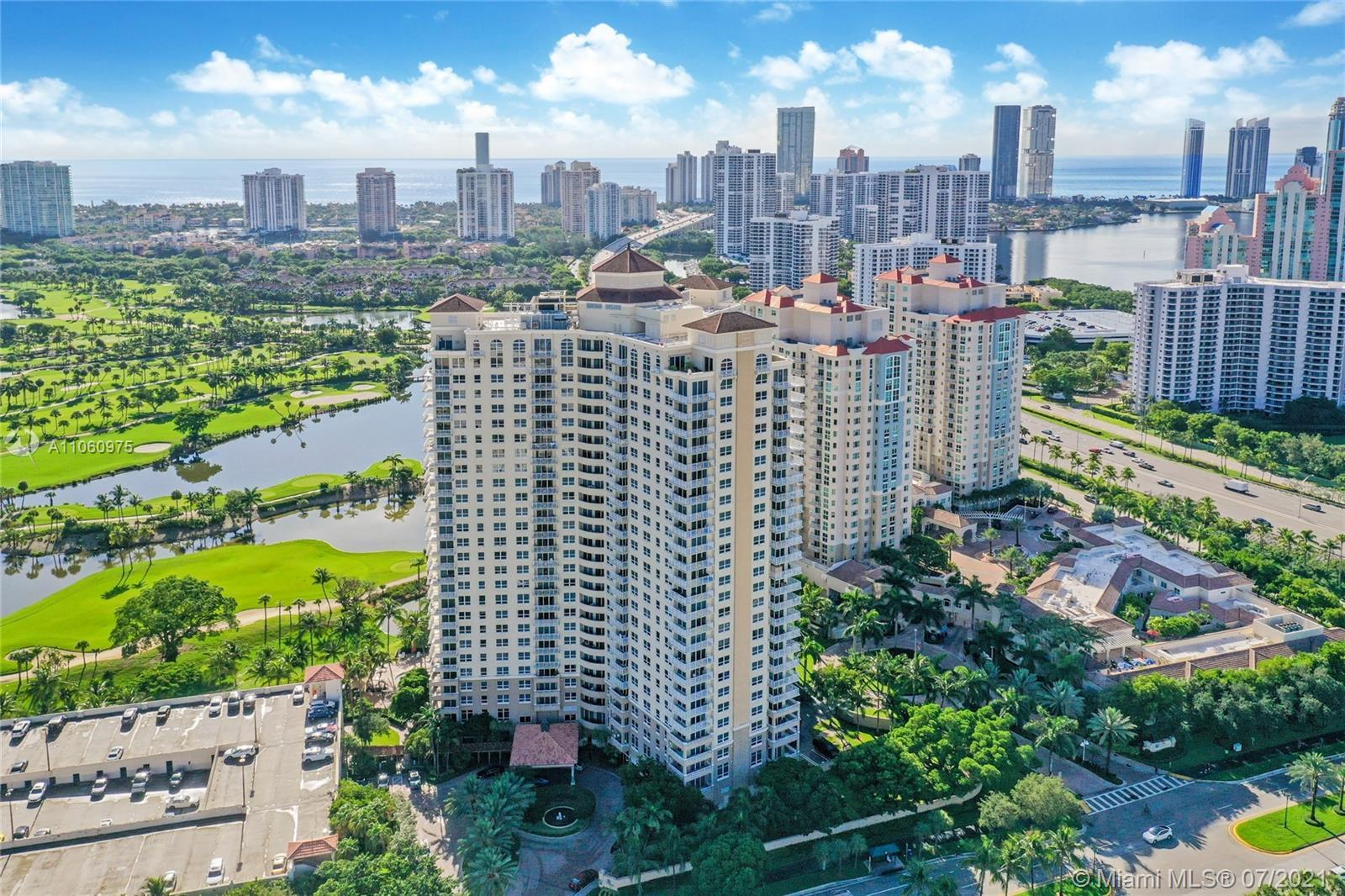 Aventura lifestyle converges around a private Golf & Country Club, the famous Aventura Mall and the