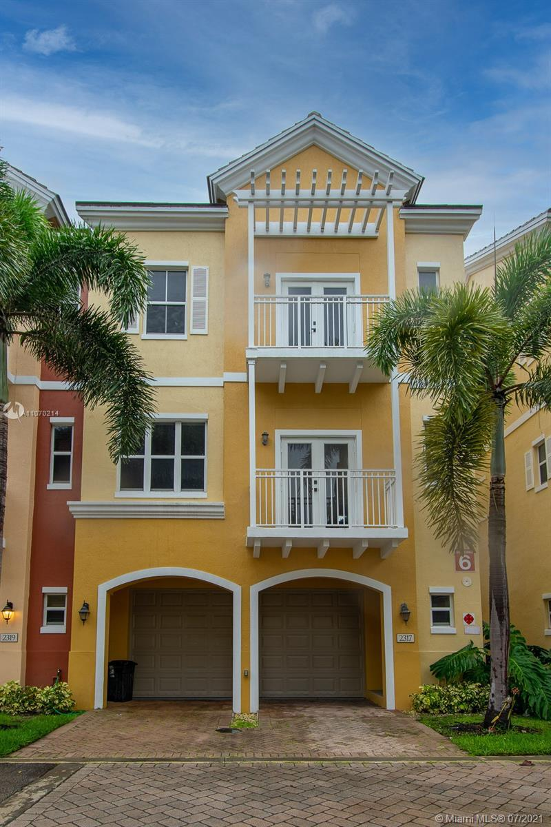 Upgraded townhouse situated in a beautiful gated community east of Us1 and only a few minutes away f