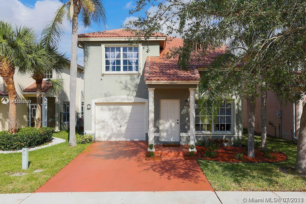 One of the only pool homes in the community. Princeton Place is tranquil family-oriented neighborhoo