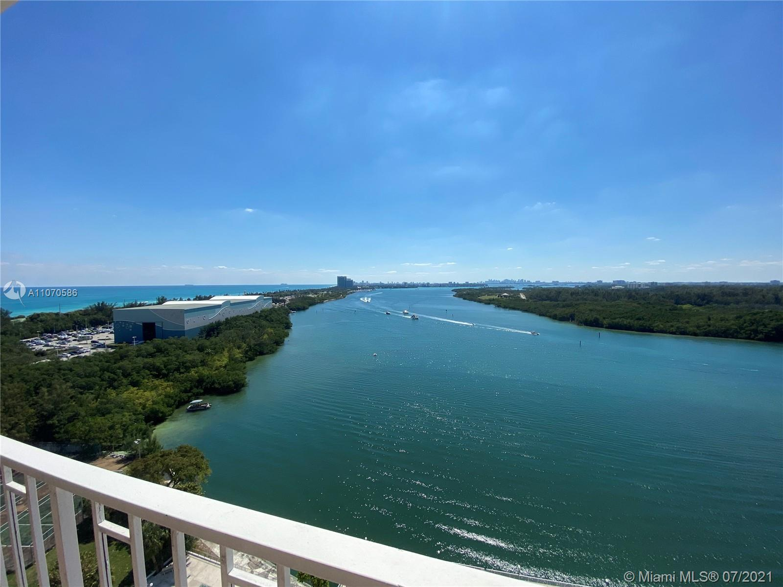 Live in a private enclave in the heart of Sunny Isles Beach!!! Beautifull Unit 1 Bed 1 1/2 Bath. In