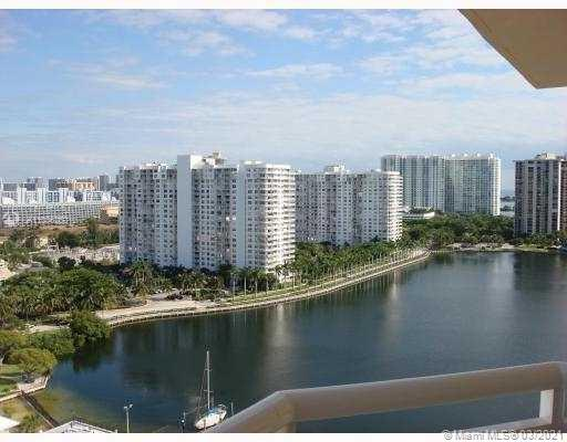 Live in the Heart of Aventura.  Fully Remodeled 2 Bedroom/2 Bath Condo with Lake View East of US 1