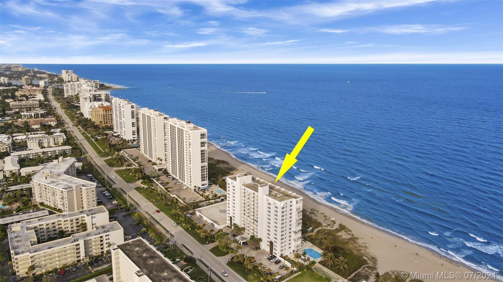 Welcome to our direct ocean view of this beachfront condo! This residence as been completely upgrade