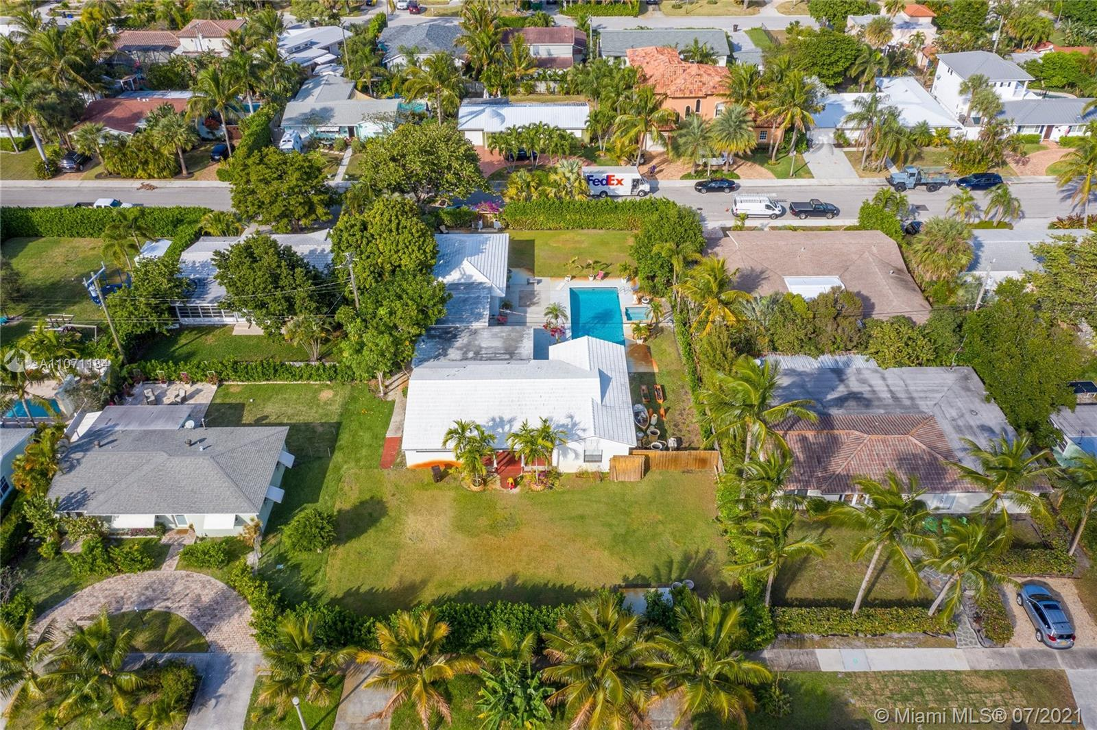 Amazing opportunity to own a home on a double lot over a 1/4 acre in one of the most desirable areas