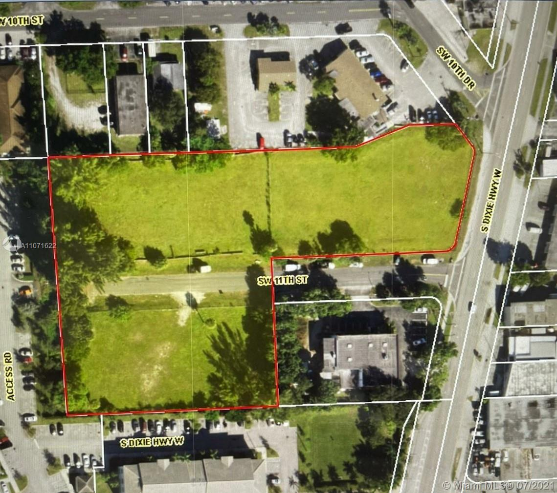Pompano Beach Project with approved site plan. The current approved site plan consists of the constr