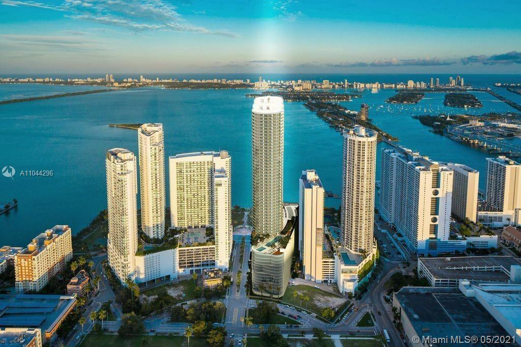Aria on the bay is one of the finest and exquisite new building in edgewater Miami. Endless panorami