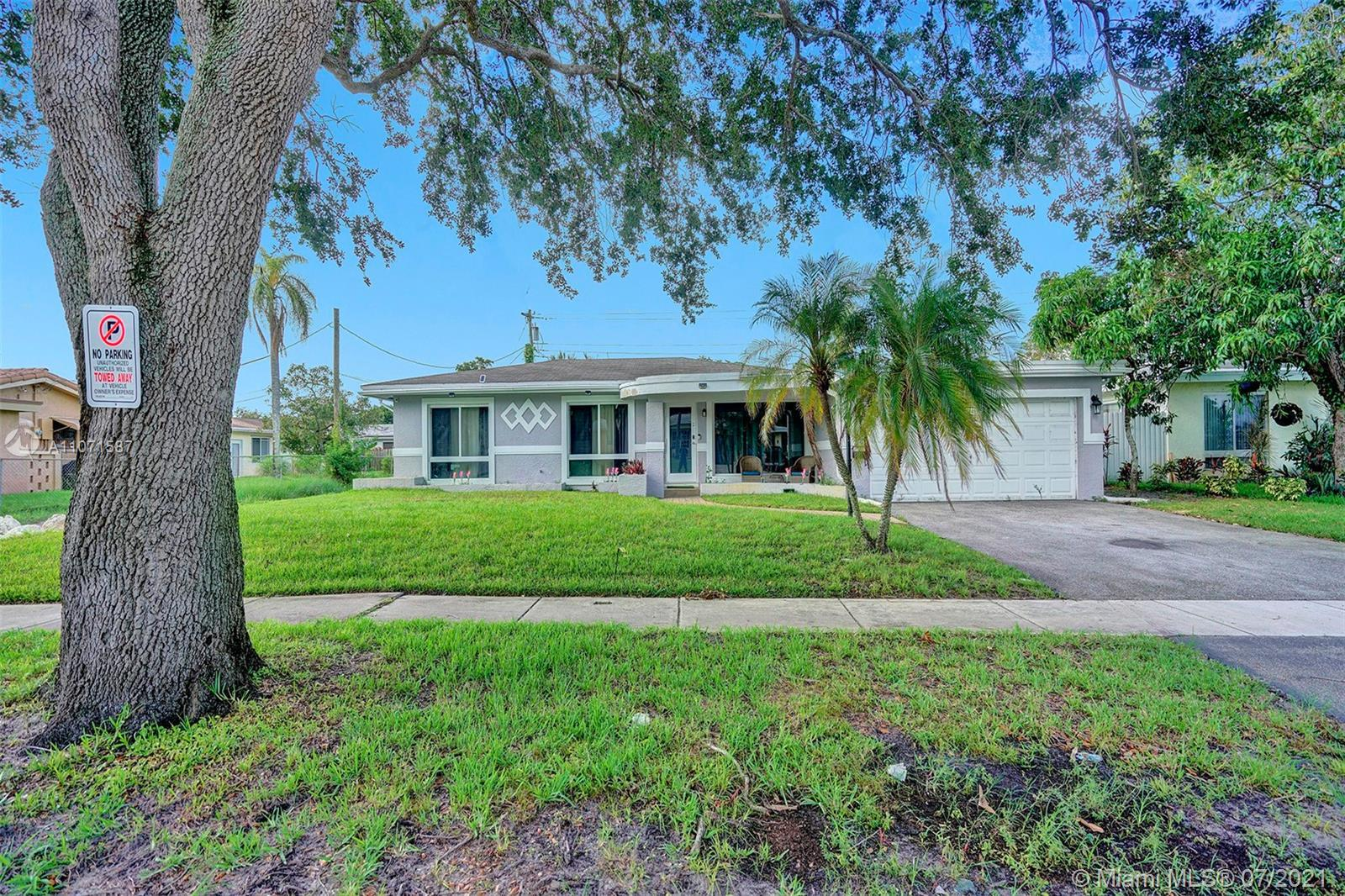 Get your offers ready! Come see this beautiful, spacious, & updated 3/2 home with a 2 car garage in