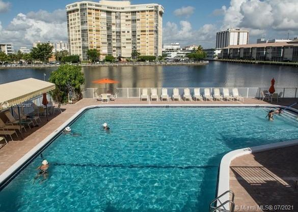 Stunning Intercostal and Ocean view Penthouse Condo located in the desirable Plaza Tower North in Ha