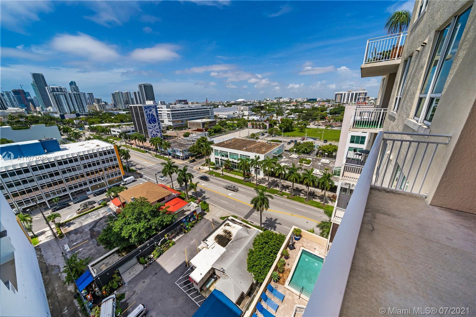 The penthouse of your dreams can be yours in the heart of Edgewater. Uptown Lofts provides the disce