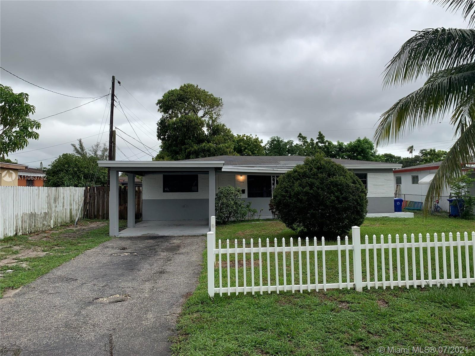 Great Location! Charming 3 Bedroom 2 Bathroom home on a quiet street with loads of curb appeal next