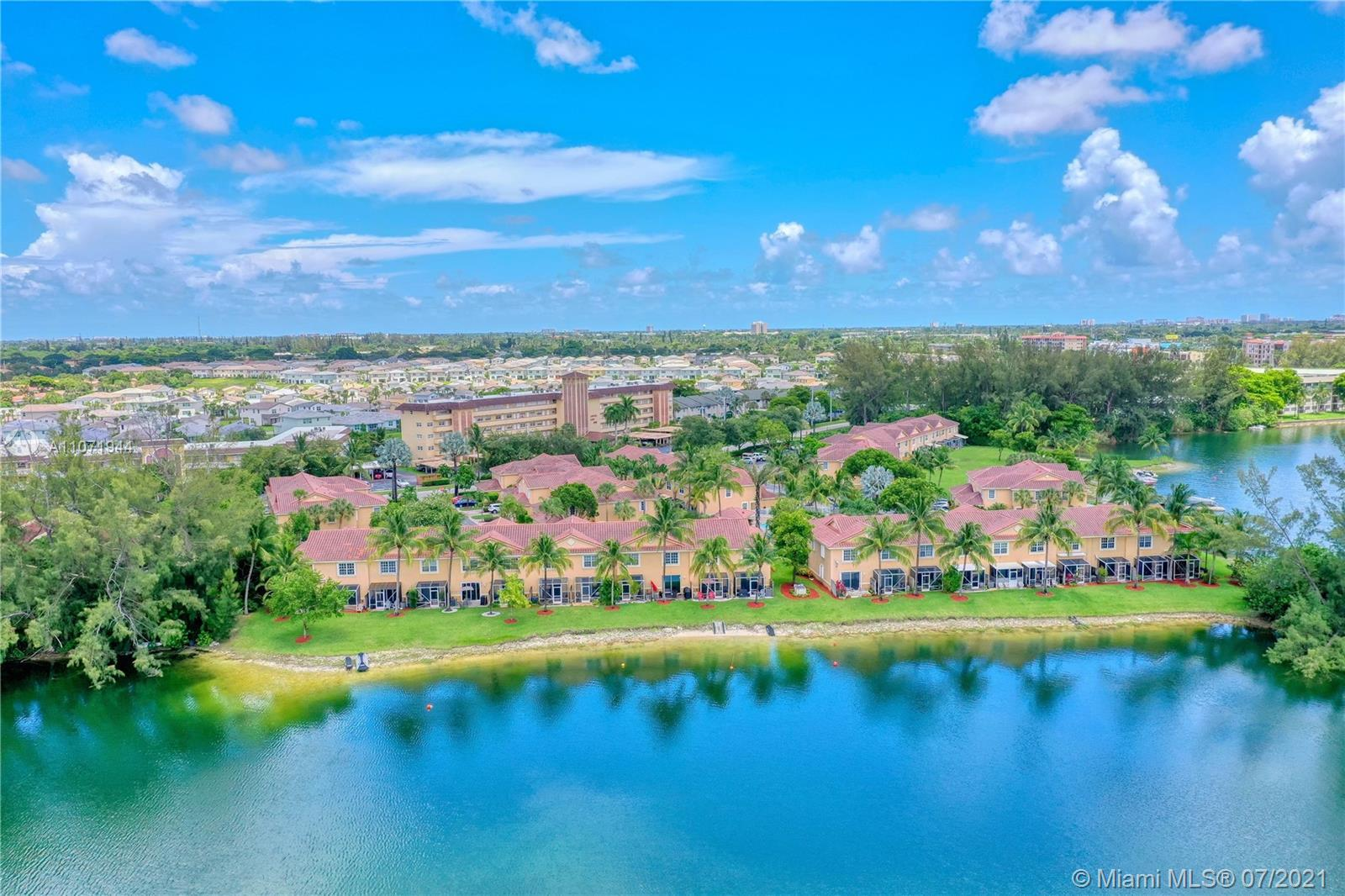This Lakefront 3 Bedroom, 2 and a Half Bathroom Townhome with a 1 car garage built in 2003 is ready