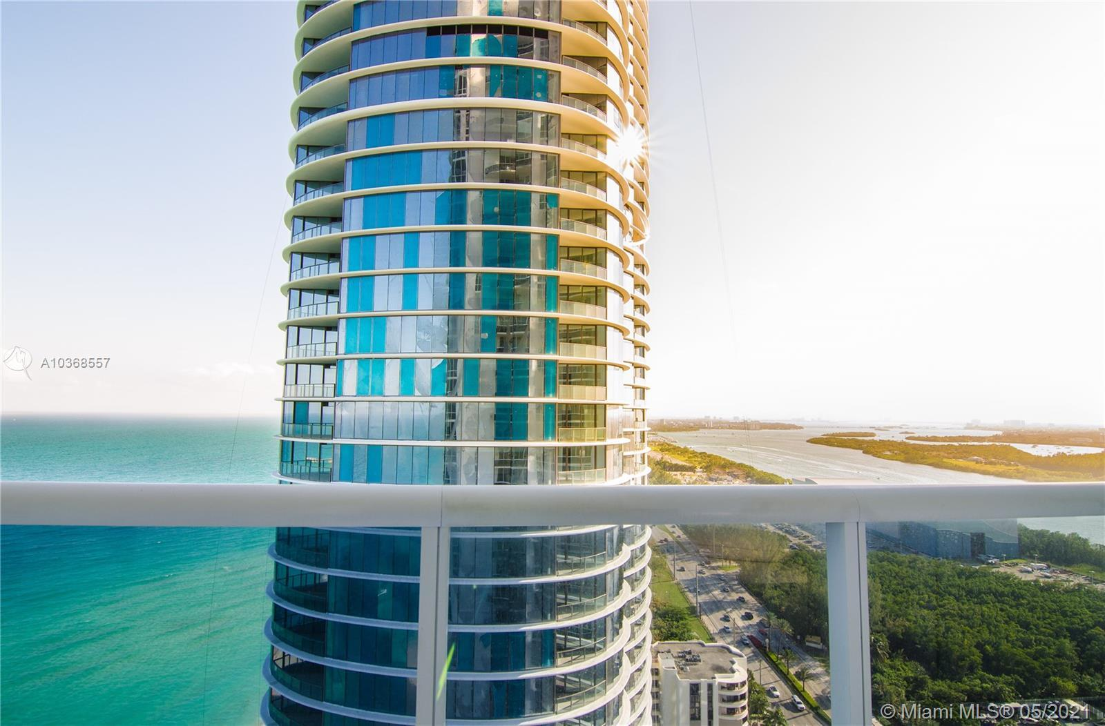 FULLY FURNISHED APARTMENT IN TRUMP TOWERS III IN THE PRESTIGIOUS SUNNY ISLES BEACH. UNIT FEATURES 2
