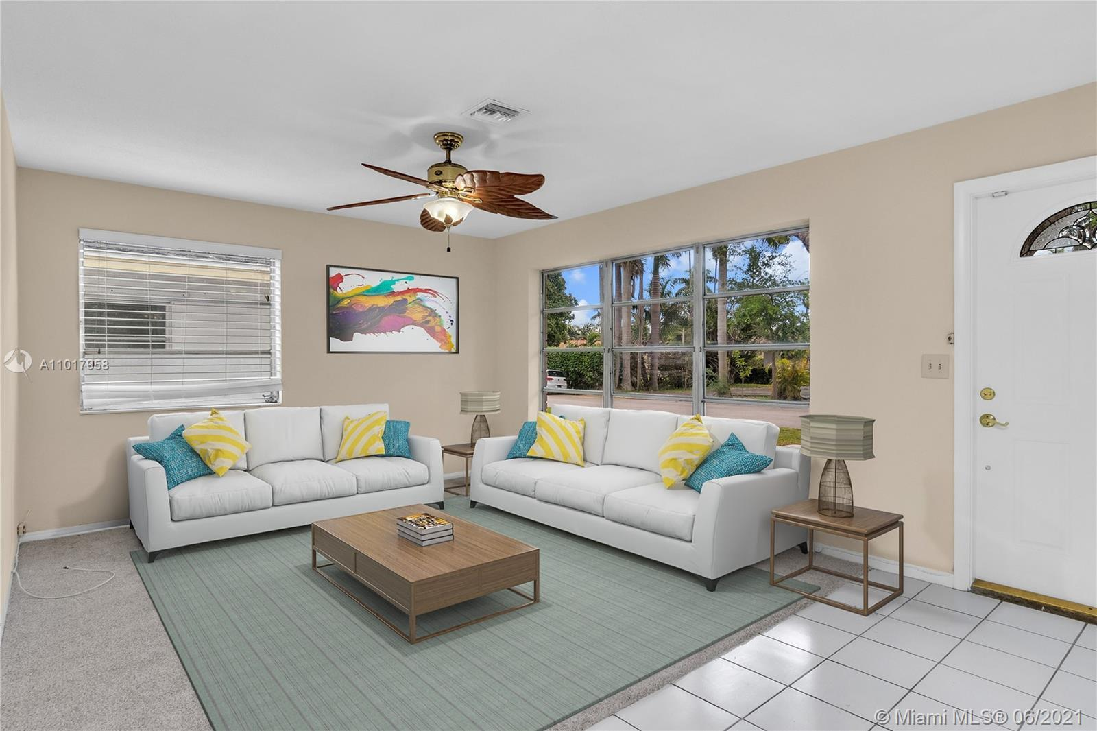 Great location! Conveniently, located just minutes from Northlake, Hollywood beach, Golf course, Boa