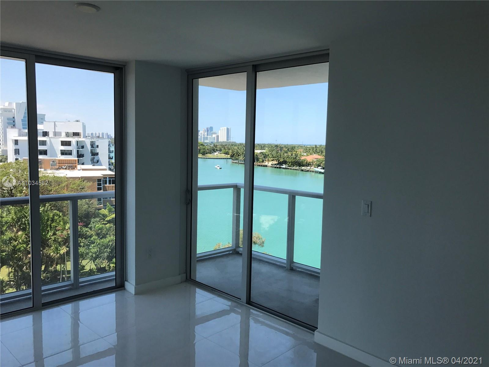 Waterfront building in prestigious Bay Harbor Islands. Only 3 units per floor with storage and doubl