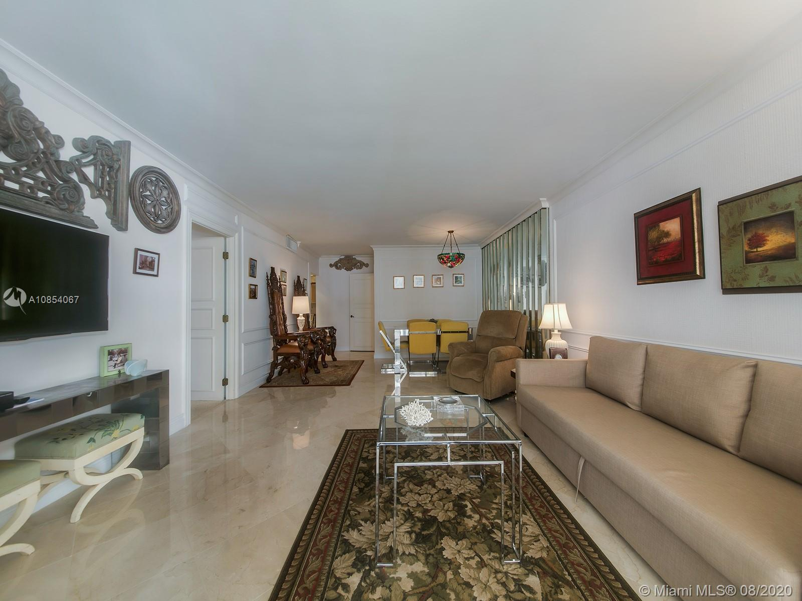Just REDUCED condo in one of the best building on the strip. Convenient 8th floor with beautiful oce