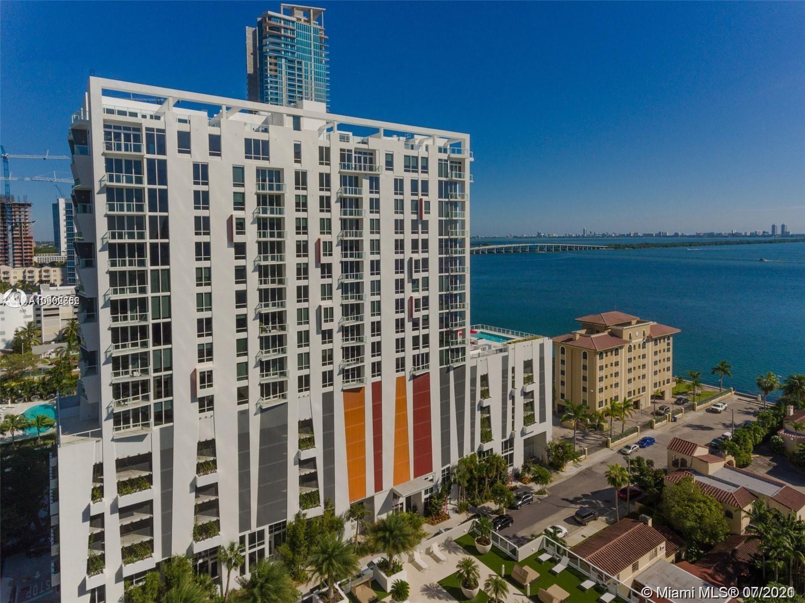 Boutique Building 64 units, Largest corner unit, nice views , biscayne bay and city view, 7 mints to