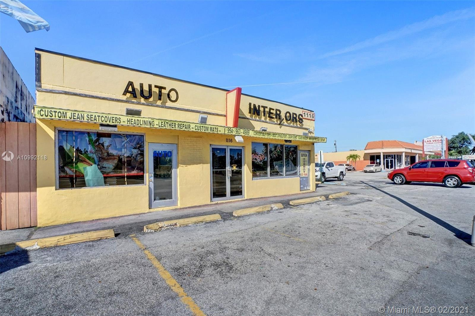 Incredible Development and Business opportunity in the ever-thriving 441 corridor of Hollywood, FL;