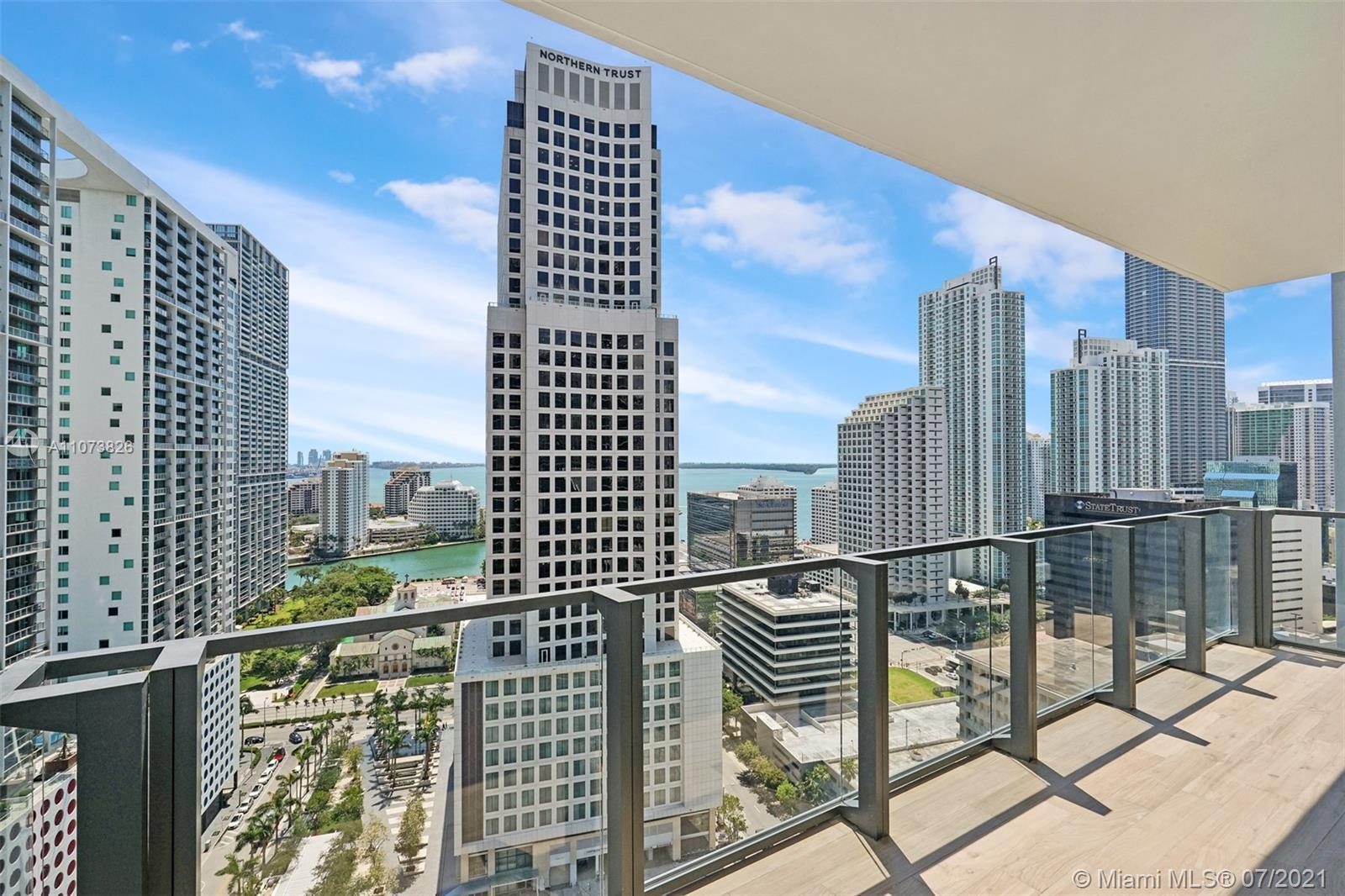 Residence is rented until May 31st for $5,000. Brickell City Centre is here and you get the chance t