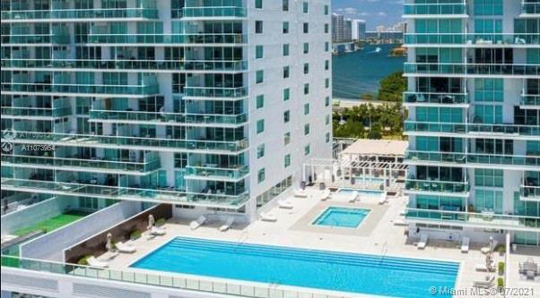 Amazing Views! Panoramic bay, ocean views from every room of this 17 floor Unit. A large 2 Bed / 3 B